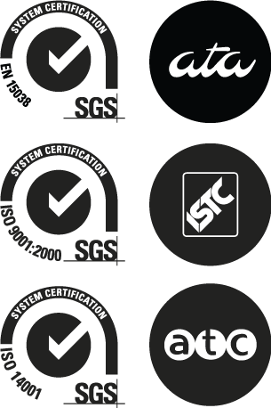 Geo Language Services - About us - Translation Services Accreditations
